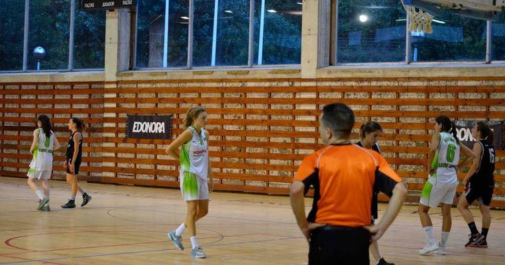 Baloncesto | El Barakaldo EST gana sin marcador en Gorostiza y llega a la final de su torneo
