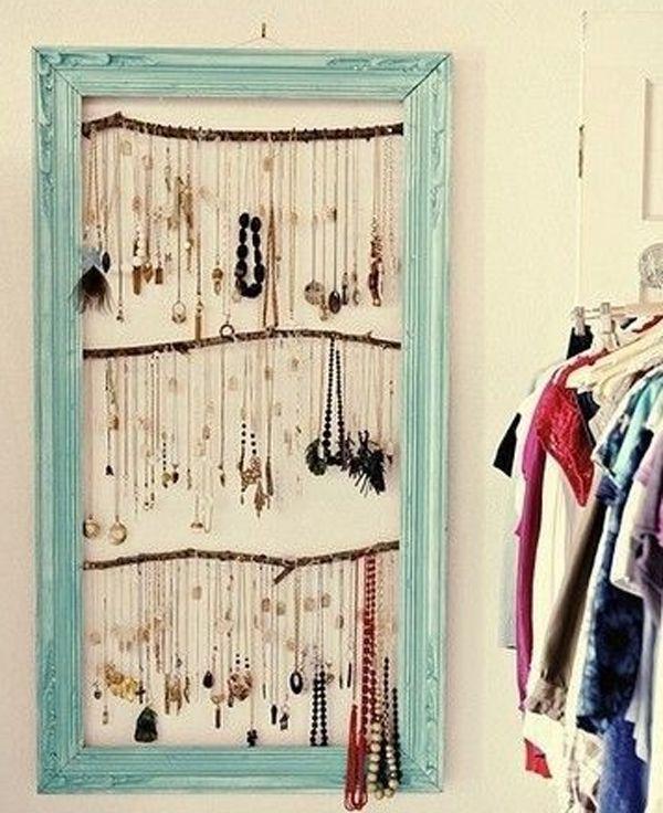 Cómo ordenar los accesorios en casa