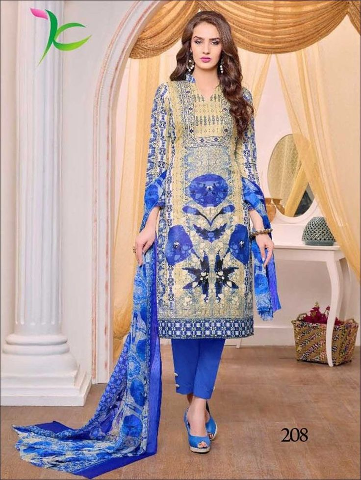 Indian Pakistani Anarkali Kameez Bollywood Designer Salwar Suit Ethnic Dress New #KriyaCreation