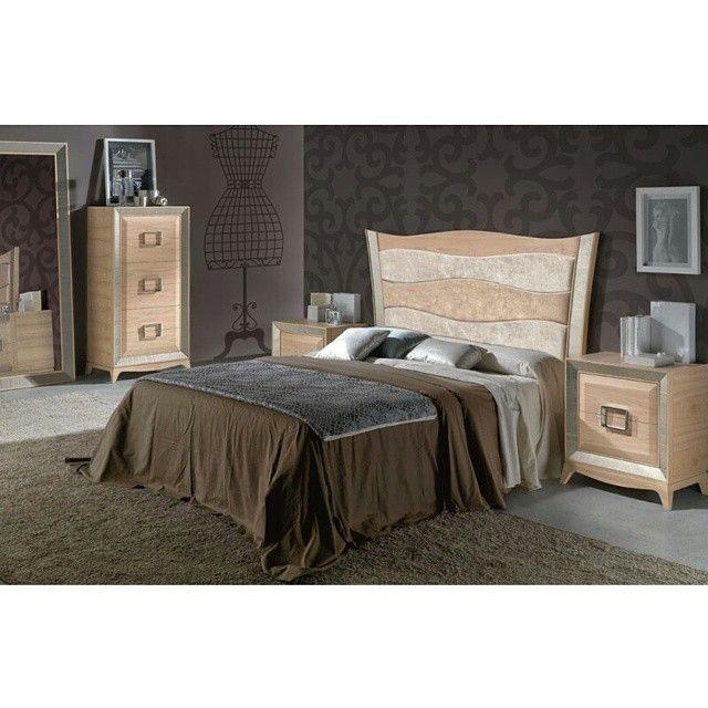 Buenas noches :)  #hogar #casa #dormitorio #habitación #Galicia #muebles #style