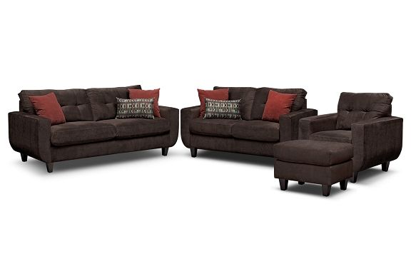 West Village Upholstery Collection Value City Furniture For The Home Pinterest