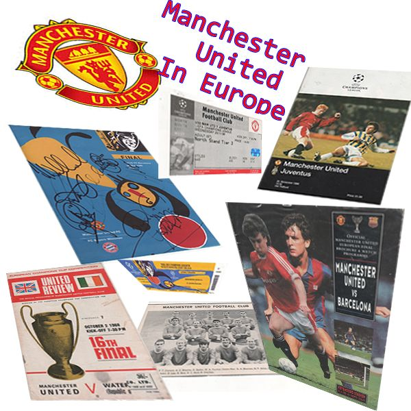 Manchester United in Europe over the last 40 years.