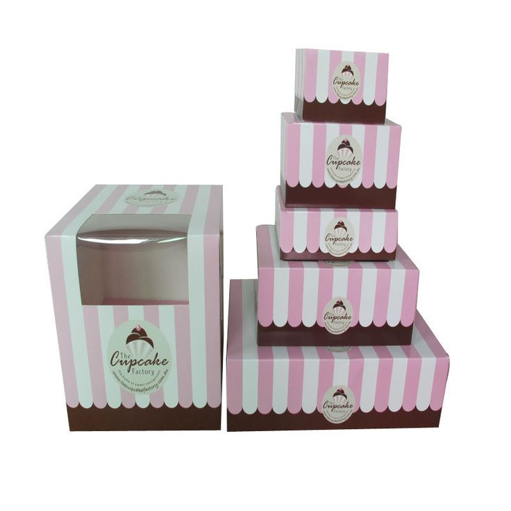 Cupcake boxes wholesale cheap price,itis easy to assemble and has a…