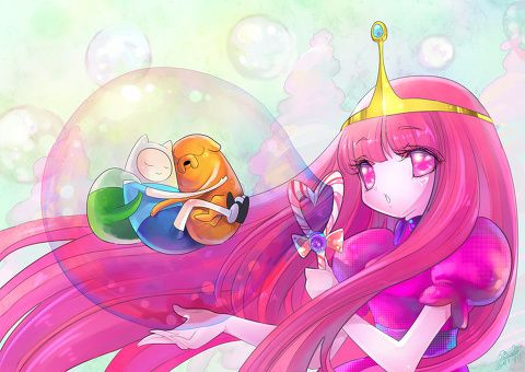 プリンセス・バブルガム