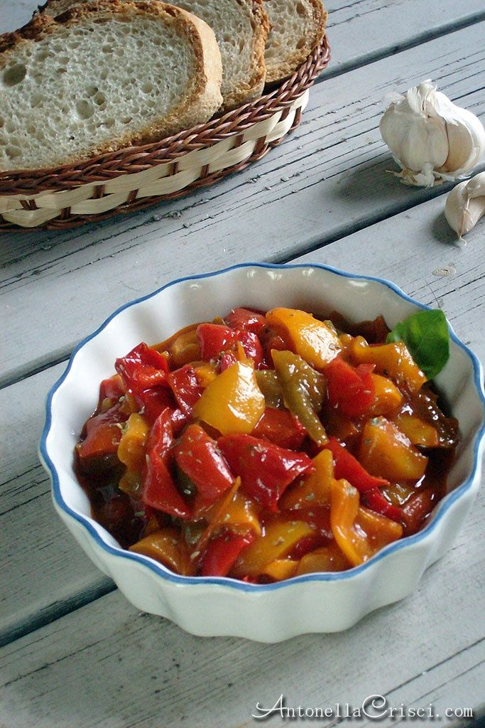Peperonata - MEMORIES AND RECIPES OF AN ITALIAN WOMAN IN SWEDEN