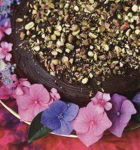 Lekker selskapssjokoladekake uten sukker