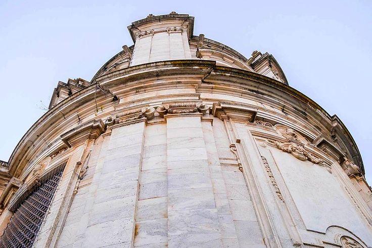 Traseiras da Sé de Évora Back of Evora Cathedral #evora #Alentejo