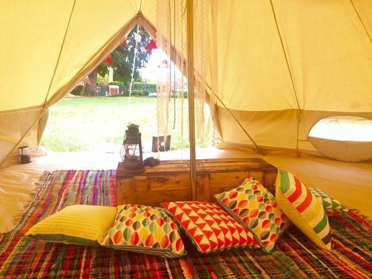 Sleepover packages included 6 air beds or configure your bed choice. to double and singles - Backyard Glamping Parties / Bell Tent Parties, PartySupplies, Brunswick East, VIC, 3057 - TrueLocal #glampingparties #slumberparties