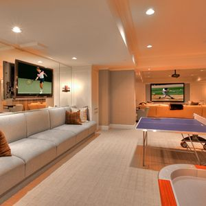 142 Best Luxury Fun Game Rooms Images On Pinterest