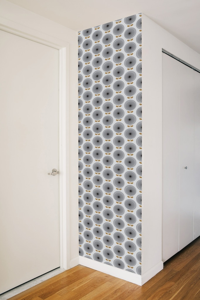 Chasing Paper: removable wallpaper $25 for a 2'x4' panel