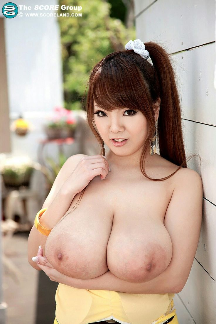 In japanese boob