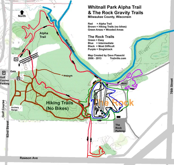File Map Wi Milwaukee Whitnall Park Alpha Trail Png Trailville Milwaukee Park Map