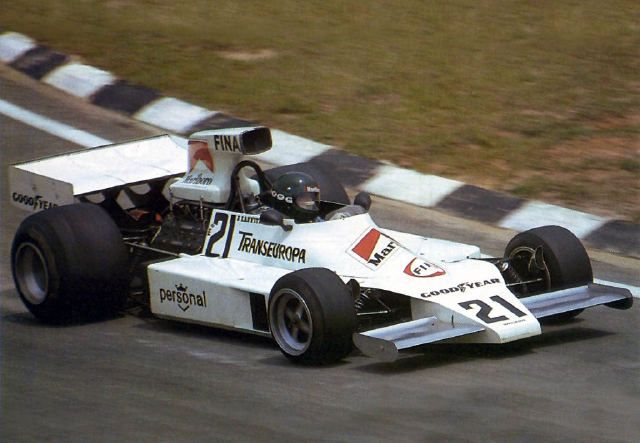 1975 Williams FW02 - Ford (Jacques Laffite)
