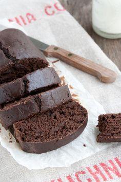 Torta light al cacao (senza burro, uova, olio e latte) | Labna