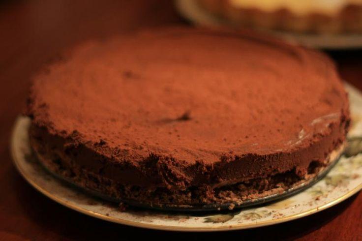 tartas para diabeticos chocolate