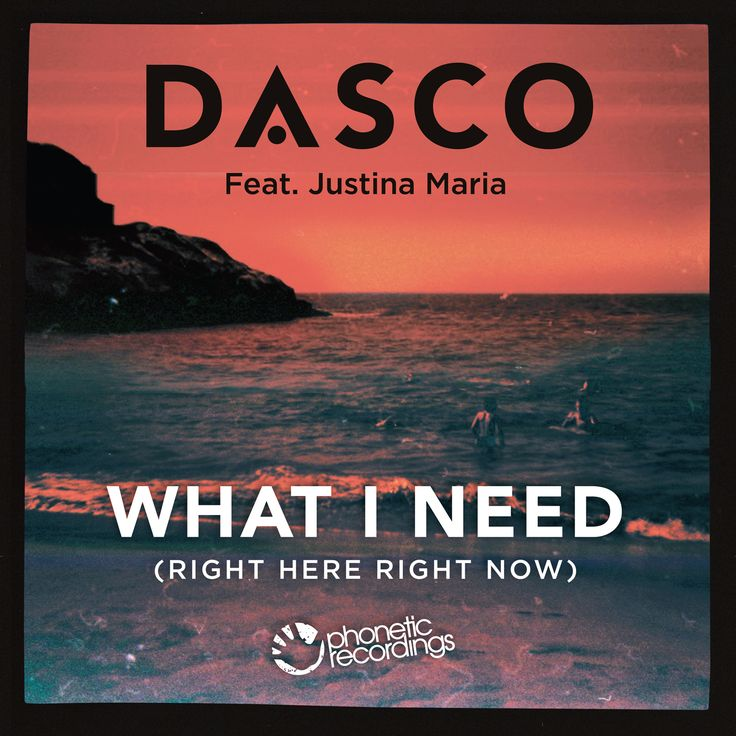 DASCO's New EDM Single 'What I Need (Right Here, Right Now)' feat. Justina Maria Available Now -  http://www.radikal.com/2015/01/21/dascos-new-edm-single-need-right-right-now-available-now/ -  Radikal Records is proud to announce the North American release of DASCO's spring break EDM anthem, 'What I Need (Right Here Right Now)'featuring vocals from the talented Justina Maria. The electronic music production team,previously known as Bassmonkeys, strat
