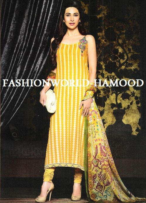 Yellow-Lawn-Cotton-Pakistani-Suit-by-Faraaz-Mannan-SLMNKC12117-u.jpg (499×693)