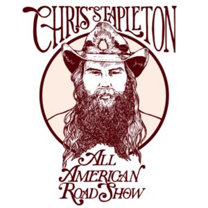 """New+Tour+Dates+Added+To+""""Chris+Stapleton's+All-American+Road+Show""""+++Debuting+New+Music+On+This+Sunday's+52nd+Academy+Of+Country+Music+Awards"""