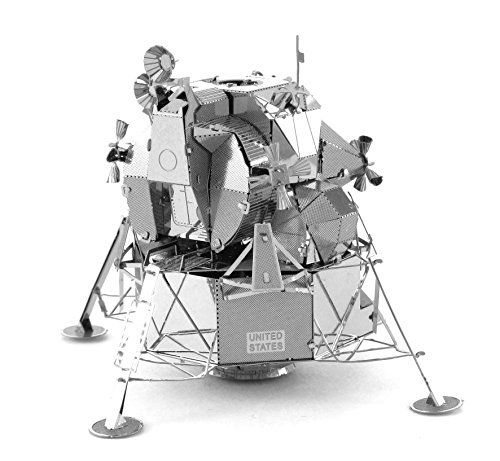 Architecture Model Kits - Fascinations Metal Earth Apollo Lunar Module 3D Metal Model Kit ** You can get more details by clicking on the image.
