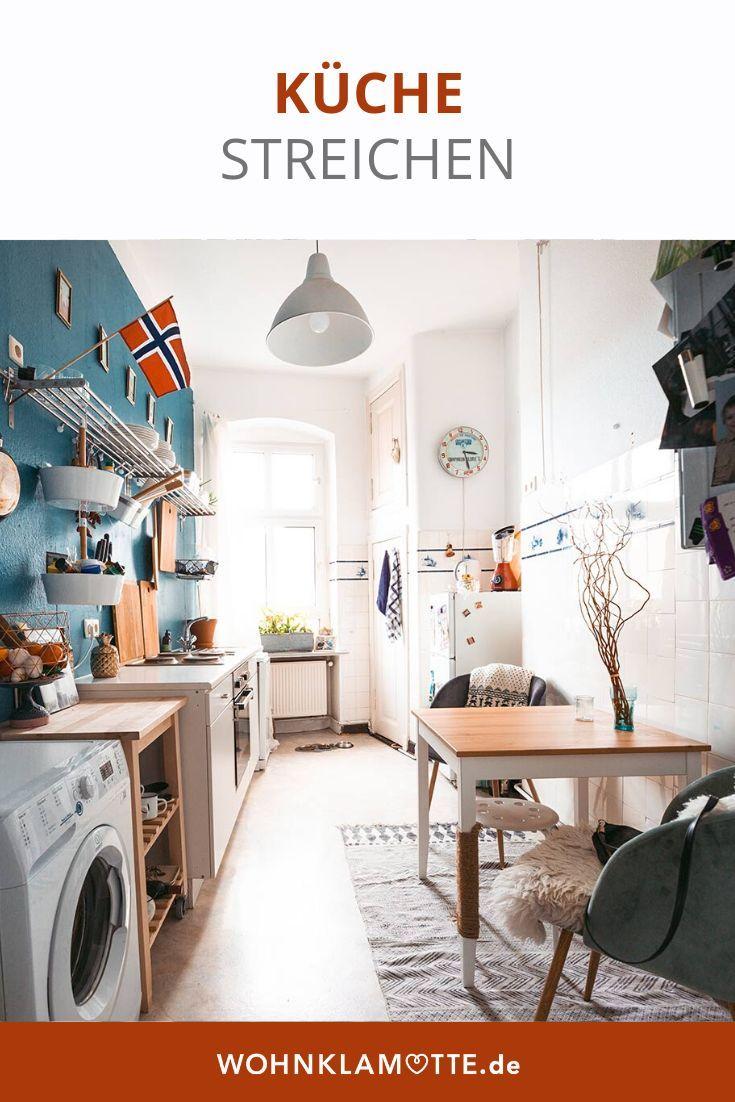 küche streichen und die passende einrichtung   küchen