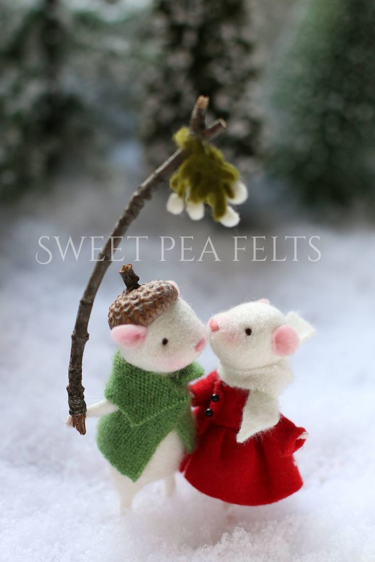 575 best Mouse and Family images on Pinterest | Felt mouse, Needle ...