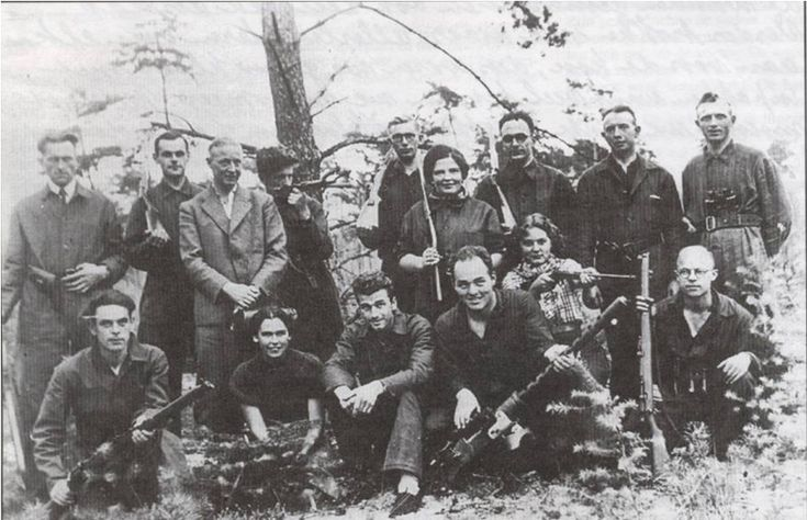 een groep verzetslieden in de tweede wereldoorlog, die zich verzette tegen Adolf Hitler en zijn aanhang