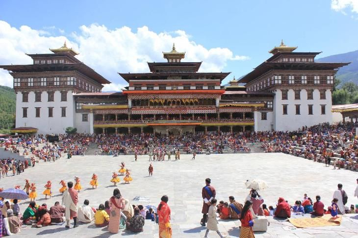 Chorten Kora Festival | Tourism Council of Bhutan (Official Website)