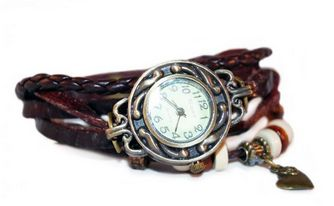 Harten Armband Horloge Zwart € 3,56 www.ovstore.nl/nl/harten-armband-horloge-zwart.html