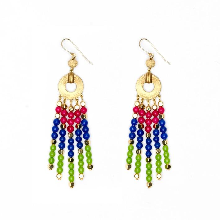 Sophie Kyron - Ethnic earrings