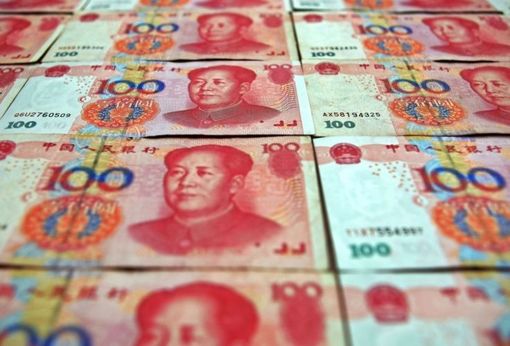 «MONNAIE DU PEUPLE» La devise chinoise n'est utilisée que dans 0,9% des opérations de change alors que la Chine pèse 9,5% du PIB mondial.