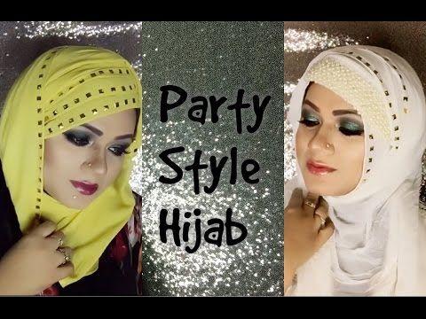 ASIAN BRIDAL HIJAB TUTORIAL | HIJAB WITH LEHENGA - YouTube