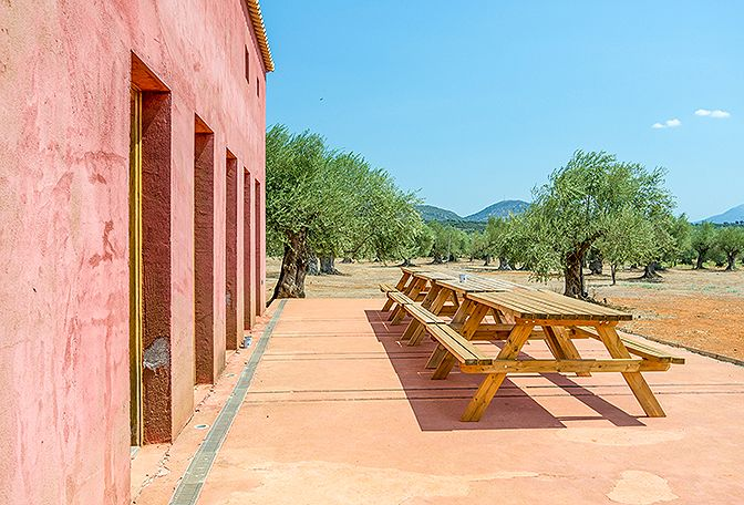 Melody Farms, Peloponnese, Greece | small luxury hotels, boutique hotels