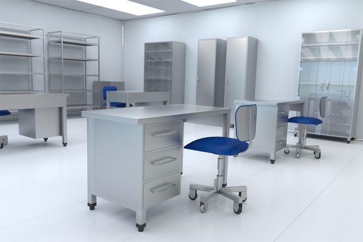 mesa de trabalho em inox, lançamento palmetal, mesa para indústrias, mesa para hospital, mesa para laboratório, mesa para salas limpas