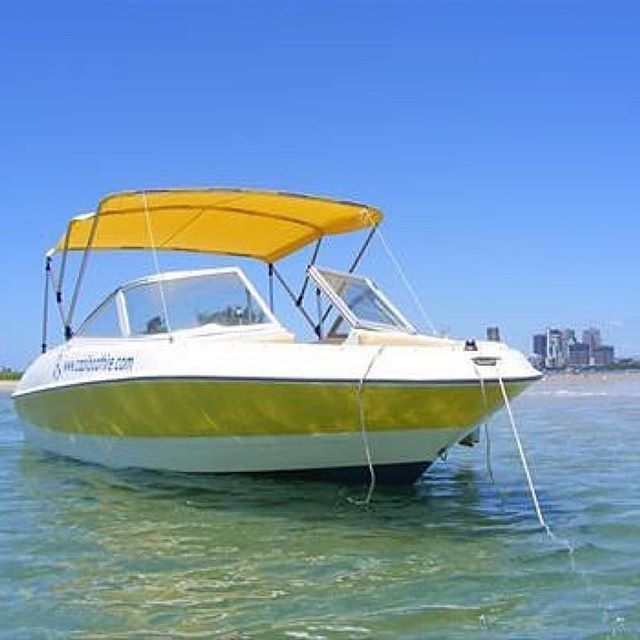 Capri Boat Hire is highly recommended if you are seeking an excellent day out on the Gold Coast waterways. Half cabin cruises, bow riders and 12 person BBQ pontoons are available with no license required! Free fishing gear available upon request! ☀️ #MiGoldCoast #CapriBoatHire #goldcoast #boat #water #thingstodogoldcoast #adventure #travel #discover #explore #boating #relax