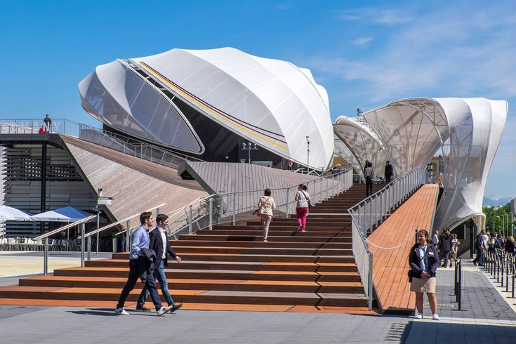 German Pavilion – Milan Expo 2015