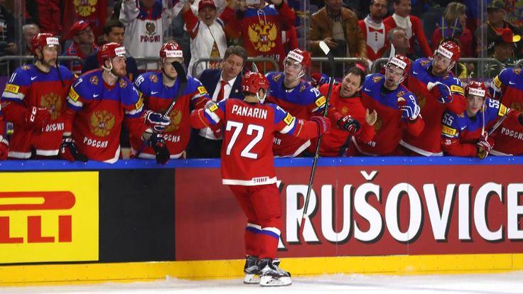 Five Blackhawks debut at World Championship