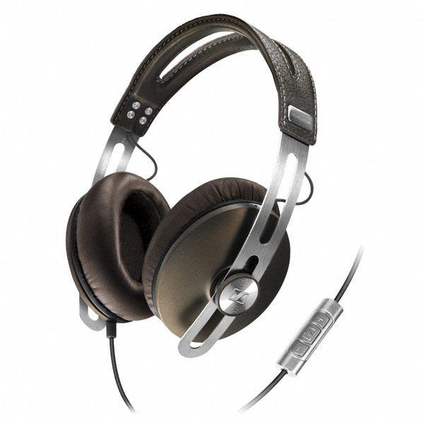 Sennheiser MOMENTUM - Headphone - Closed design – Closed circumaural headphone design isolate against ambient noise