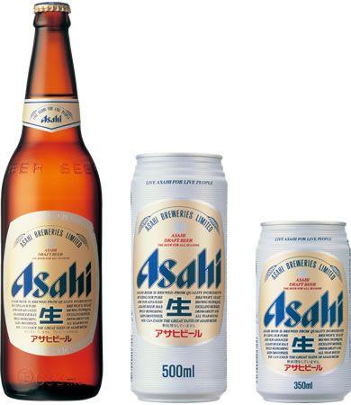 '86 Asahi Corporate Logo | SELECTION | Nippon Design Center