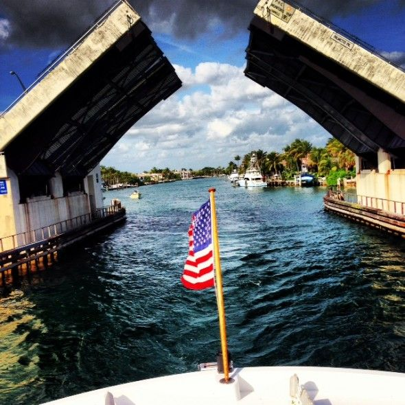 Yachts and America. TFM.