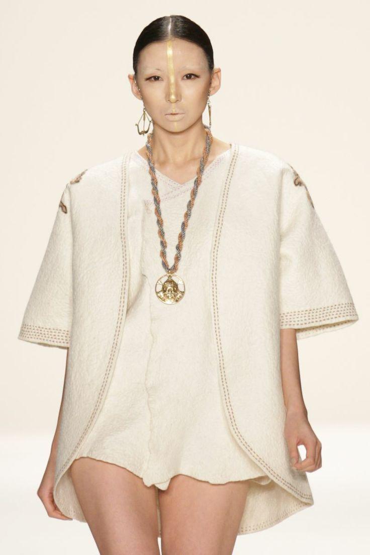fsbpt013.01com katya Zol highres - New York Fashion Week Fall-Winter 2014 - Katya Zol - Gallery - Modelixir Universe