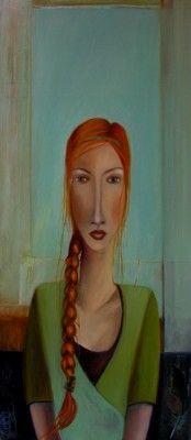 Vrouw 3 by Bea van Twillert - Recent werk