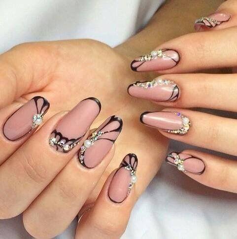 815 Best Nail Art Images On Pinterest Nail Art Designs Amazing