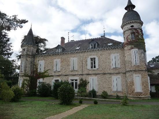 Dutch colleagues: Chateau de Buros - Gabarret, Landes, Aquitaine