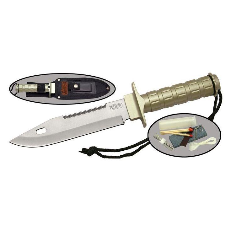 Нож для выживания HR130 - купить в интернет магазине
