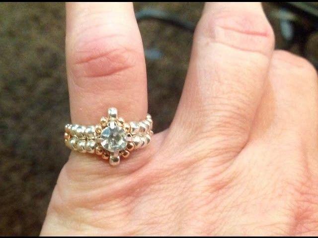 Pinki Bling Ring Tutorial