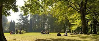 Het Wilhelminapark in Venlo.