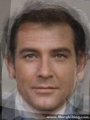 All the James Bonds Combined - Neatorama