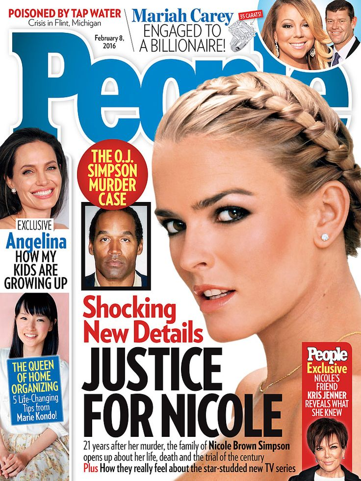 Nicole Brown Simpson's Sister Speaks Out About New TV Series on O.J. Simpson Trial: 'Who Is Defending My Sister?' http://www.people.com/article/Nicole-brown-simpson-sister-speaks-out-tv-series-oj-simpson-trial