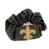 New Orleans Saints NFL Jersey Hair Scrunchie (Black)  https://allstarsportsfan.com/product/new-orleans-saints-nfl-jersey-hair-scrunchie-black/