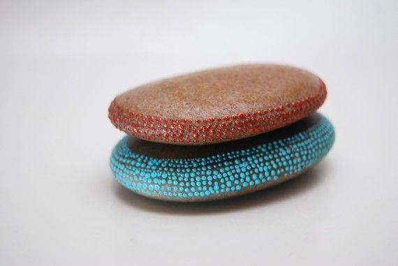 ( * ) Resting is a part of an 11 stone series I recently received from the Western Coast of Denmark, gathered for me by the lovely Julochka (aka. Julie). These are incredible stones - - sooo smooth!! beautifully shaped and the colors and variety are swoon worthy!!  You can visit Julochkas shop here: http://www.etsy.com/shop/julochka  or get addicted to her blog like me : ) : http://www.julochka.com…